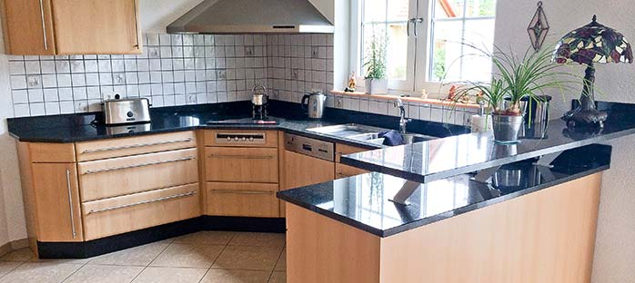Küchenplatten von Omlor GmbH Bexbach